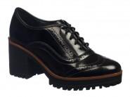 Sapato Moleca Oxford Preto 5626.104