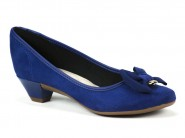 Sapato Molekinha Azul 2084.118