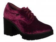 Sapato Quiz Oxford Bordô 47-69202