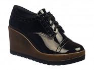 Sapato Vivaice Oxford Preto 47-13102