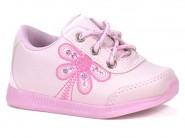 Tenis Meli Baby Rosa 728