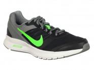 Tenis Nike Running Preto Cinza Verde AIR RELENTLES 807093