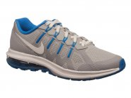 Tenis Nike Running Cinza Azul AIR MAX 820268
