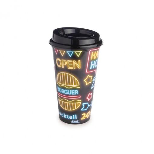 Copo Café 500 ml   Go