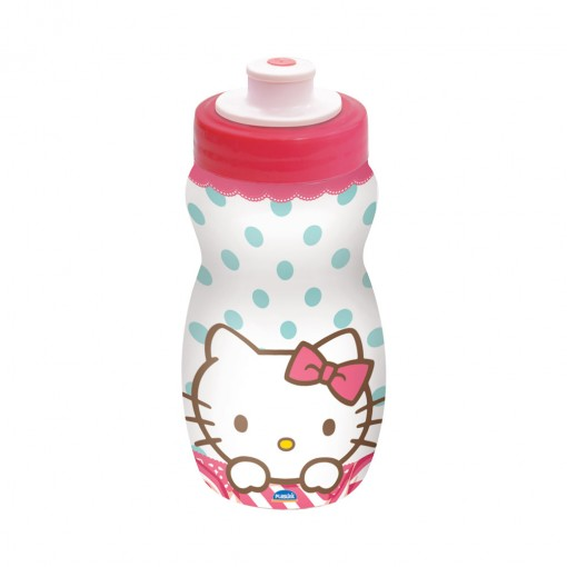 Garrafa Squeeze 300 ml | Hello Kitty