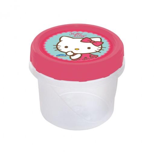 Pote 300 ml   Hello Kitty - Rosca