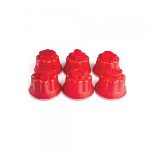 Imagem do produto - Potes para Gelatina - 6 Unidades | Divertido