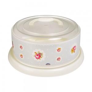 Imagem do produto - Boleira com Alça | Floral Provençal