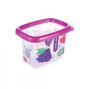 Imagem do produto - Pote 650 ml   Frutas - Conservamax