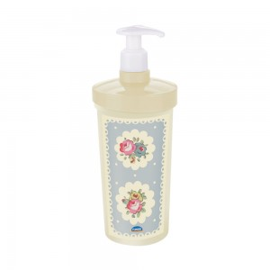 Imagem do produto - Porta Detergente com Válvula | Floral Provençal