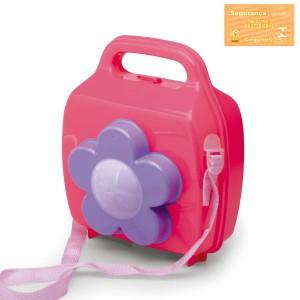 Imagem do produto - Lancheira Flor com Pote