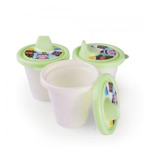 Imagem do produto - Conjunto de Copos com Bico - 3 Unidades | Os Filhotes