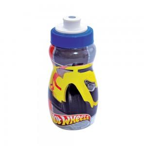 Imagem do produto - Garrafa Squeeze 300 ml | Hot Wheels
