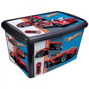 Imagem do produto - Caixa Decora 46 L | Hot Wheels