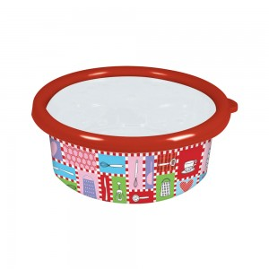 Imagem do produto - Pote 1,35 L | Conservamax Patchwork