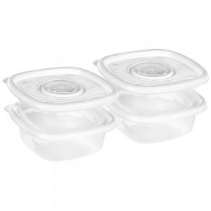 Imagem do produto - Conjunto de Potes de 400 ml - 4 Unidades | Pop