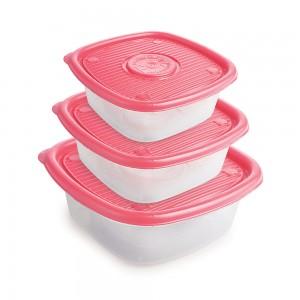 Imagem do produto - Conjunto de Potes - 3 Unidades | Pop