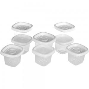 Imagem do produto - Conjunto de Potes de 70 ml - 8 Unidades | Pop