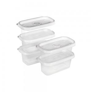 Imagem do produto - Conjunto de Potes de 150 ml - 5 Unidades   Pop