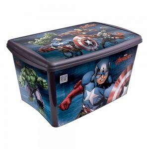 Imagem do produto - Caixa 46 L | Avengers