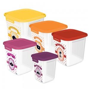 Imagem do produto - Kit Potes Mantimentos (G) | Duo