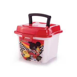 Imagem do produto - Mini Box 1 L    Mickey Roadster Racers