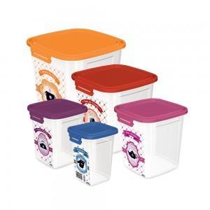 Imagem do produto - Kit Potes Mantimentos (M) | Duo