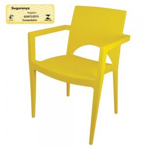 Imagem do produto - Poltrona Amarela | Casabella