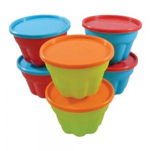 Imagem do produto - Kit Pote Gelatina 6 un. | Fisher-Price