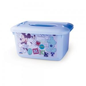 Imagem do produto - Caixa 5,2 L com Alça e Trava   Mickey Baby
