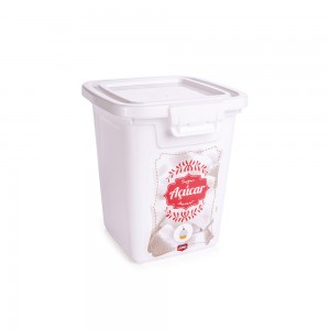 Imagem do produto - Pote com Trava para Açúcar 1,8 L