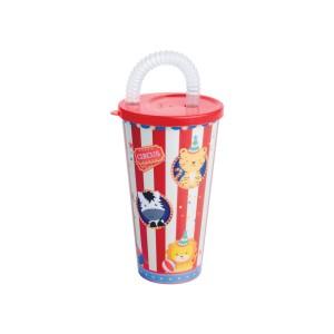 Imagem do produto - Copo Com Canudo 430 ml | Circo
