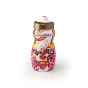 Imagem do produto - Garrafa Squeeze 300 ml | Super Hero Girls