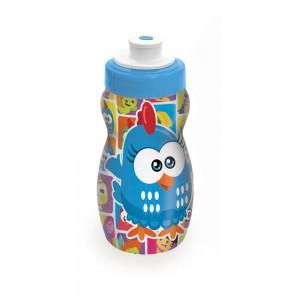Imagem do produto - Garrafa Squeeze 300 ml | Galinha Pintadinha