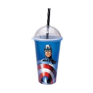Imagem do produto - Copo Shake 500 ml   Avengers