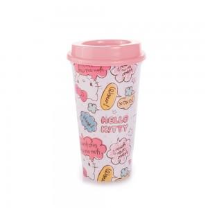 Imagem do produto - Copo Café 500 ml | Hello Kitty