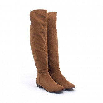 Imagem - Bota Lia Line Montaria Over the Knee - 8071