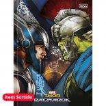Caderno Brochura Capa Dura Top Universitário Thor - 80 Folhas (Pacote com 5 unidades)