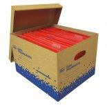 Arquivo Médio para Pasta Suspensa - Caixa Organizadora