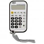 Calculadora de Bolso 8 Dígitos Média TC12 Branca