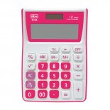 Calculadora de Bolso TC04 Cereja