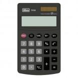 Calculadora de Bolso 8 Dígitos Grande TC03 Preta