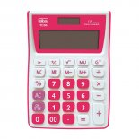 Calculadora de Mesa TC06 Cereja