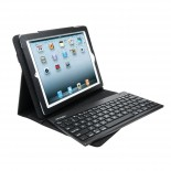 KeyFolio Capa com Teclado para iPad 4