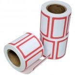 Etiqueta Pequena para Preço - Pacote c/ 5 rolos