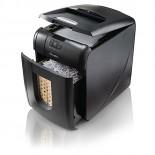 Fragmentadora 100 folhas Alimentação Automática Corte em Partículas 220V Swingline 100X