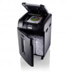 Fragmentadora 500 fls Alimentação Automática Supercorte em Partículas 220V Swingline 500X