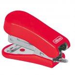 Grampeador 12 Folhas Mini com Extrator G101 Vermelho