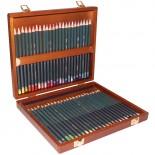 L�pis Profissional Derwent Artists - 48 cores