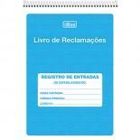 Livro de Reclamações 80 Folhas para o Rio de Janeiro - Tilibra